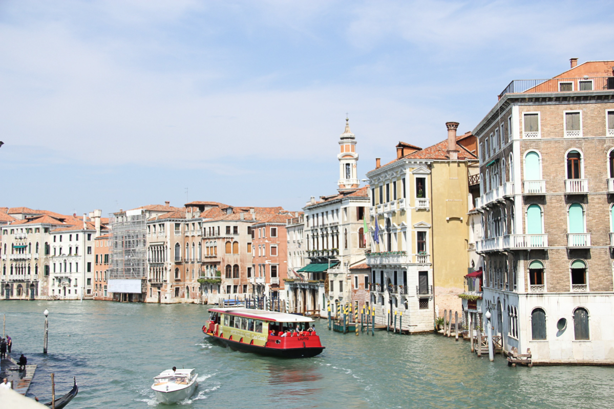 Tagesauflug nach Venedig