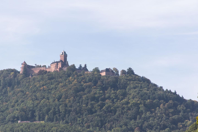 Ausflug ins Elsass zur Hochkönigsburg