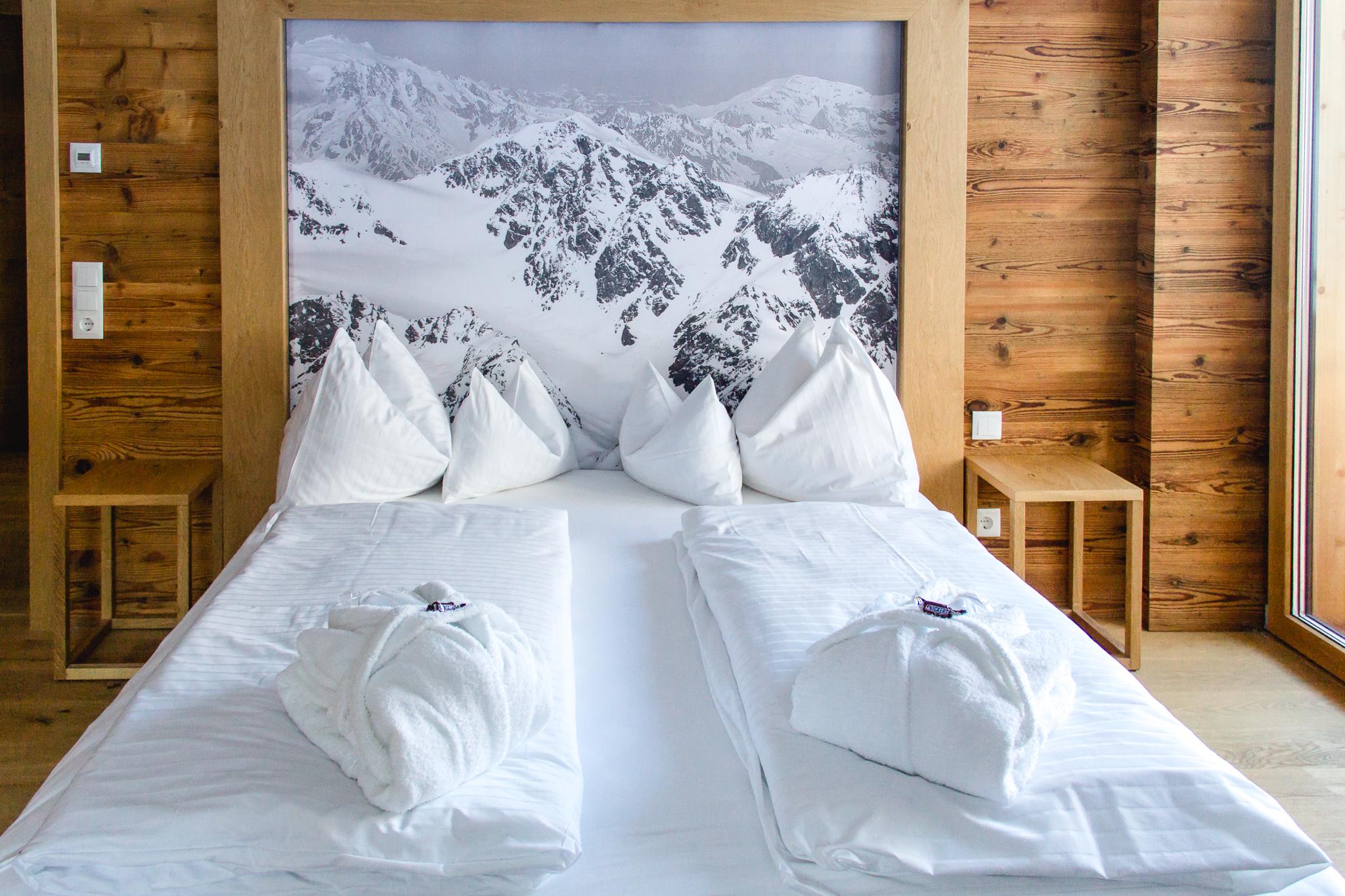 Brand / Vorarlberg: Alpenlodge