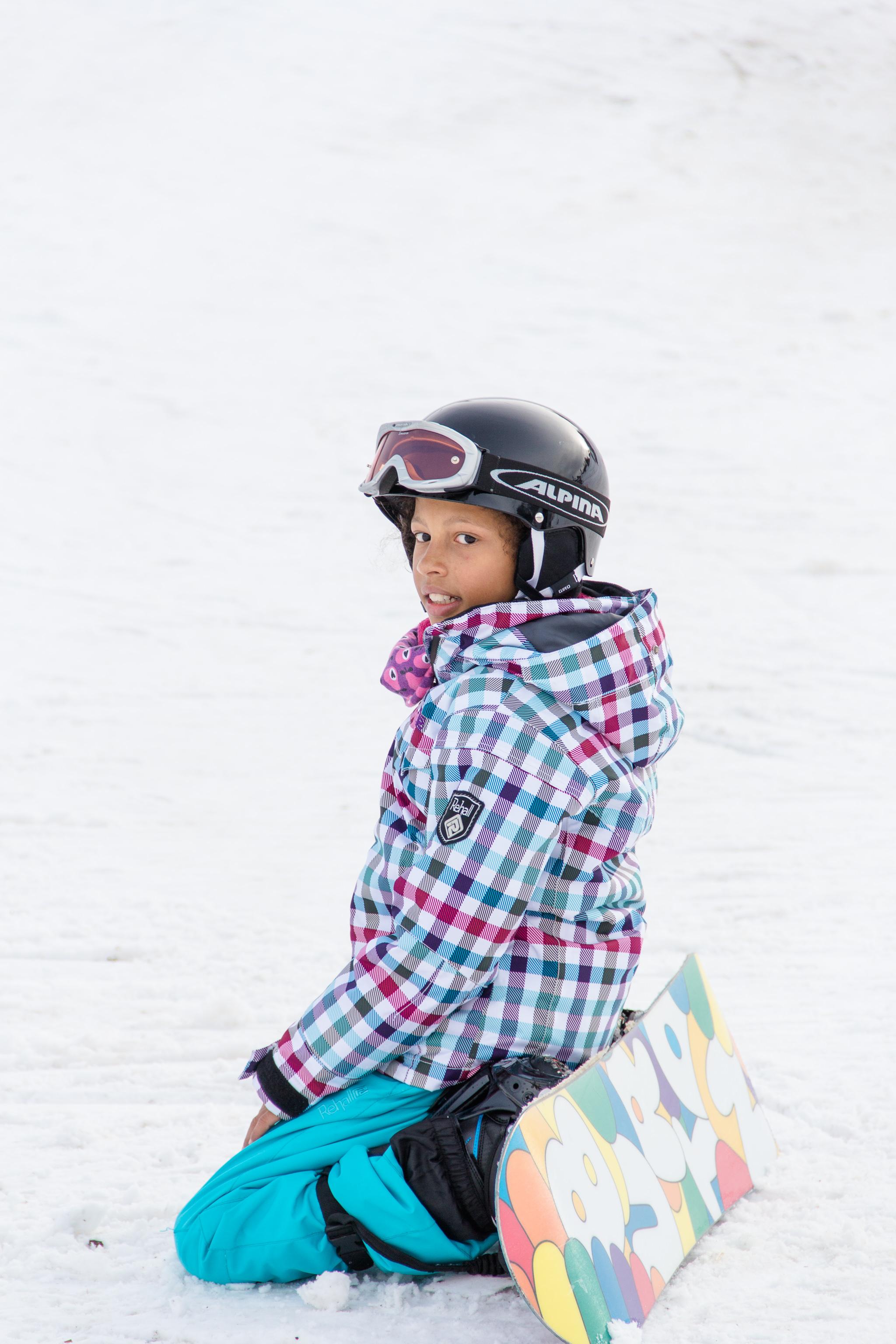 b mit Kindern in der Schweiz