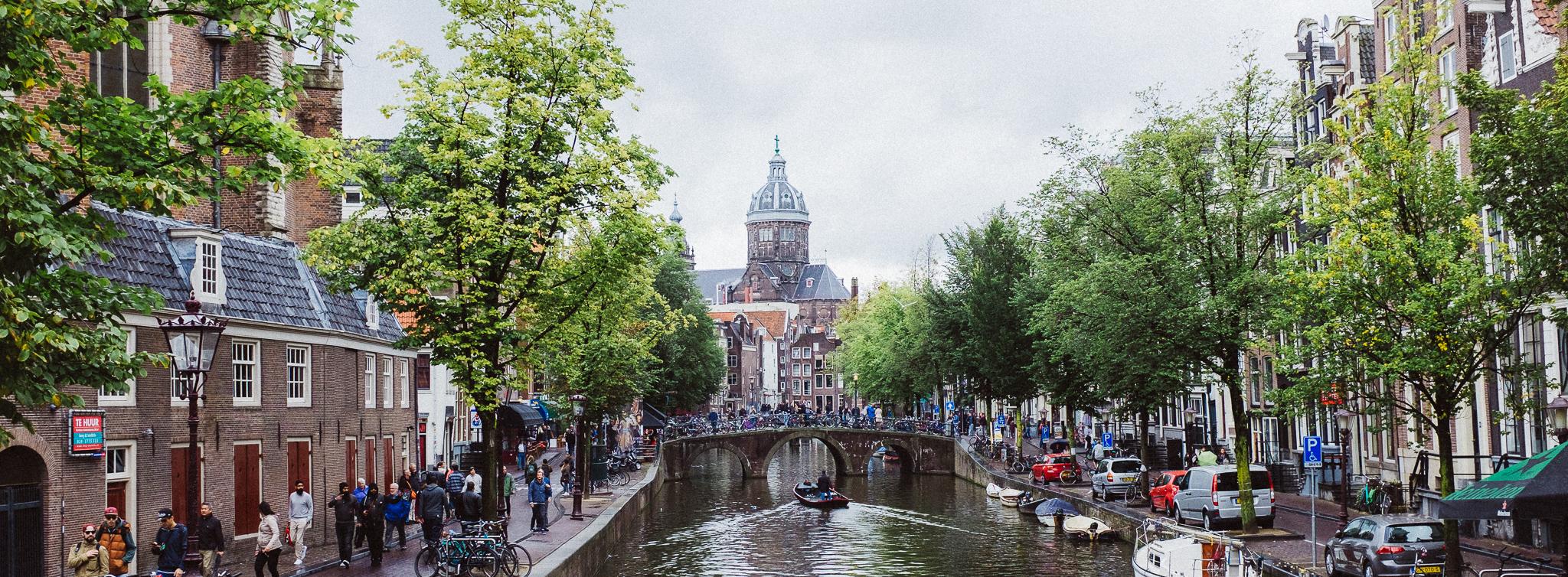 Amsterdam Tipps für ein Wochenende