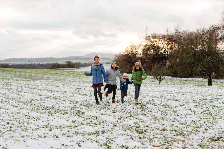 Reisen mit drei und mehr Kindern