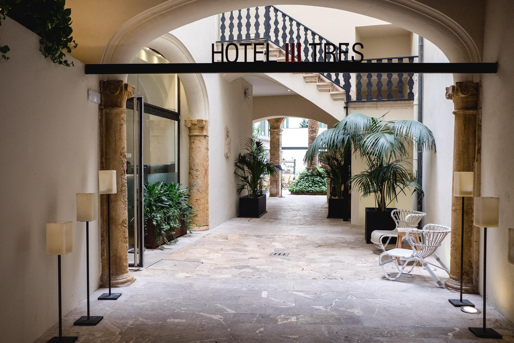 Palma: Hotel Tres